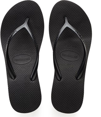 Havaianas Wedge Flip-Flop Sandals - High Fashion