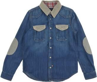 Pepe Jeans Denim shirts - Item 42680360JP