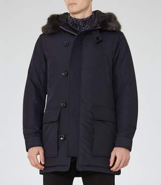 Reiss Rogers Parka Jacket