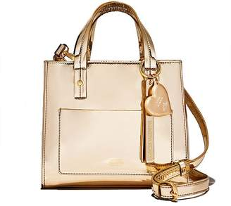 Chloé Frances Valentine x Darcy Miller Small Metallic Satchel - 100% Exclusive