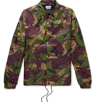 Cmmn Swdn Igor Camouflage-Print Shell Jacket