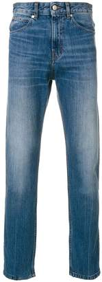 Ami Paris high waist 5 pocket jeans