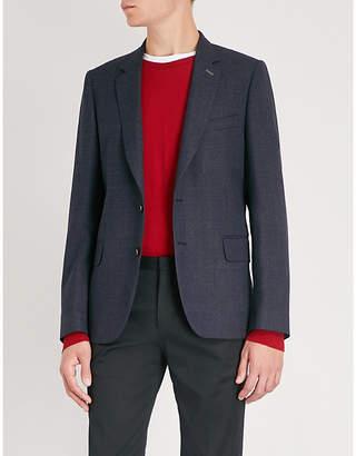 Paul Smith Soho-fit textured wool jacket