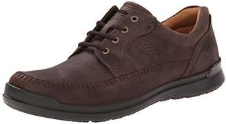 Ecco Howell, Men's Derbys, Brown (MOCHA02178)