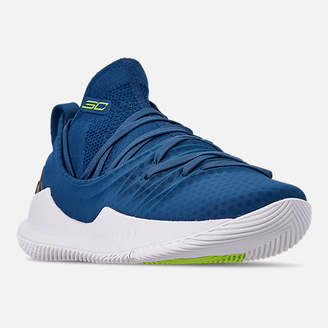 Under Armour Men's Curry 5 Basketball Shoes