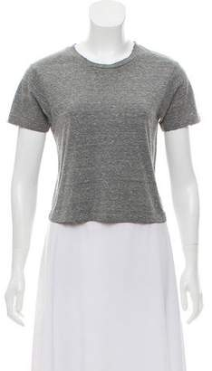 Amo Scoop Neck Short Sleeve Top