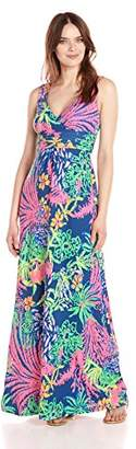 Lilly Pulitzer Women's Sloane V-Neck Maxi Dress