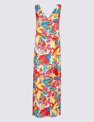 Marks and Spencer Floral Print Maxi Dress