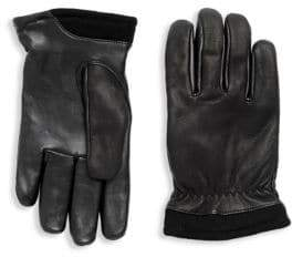 UGG Capitan Leather Gloves