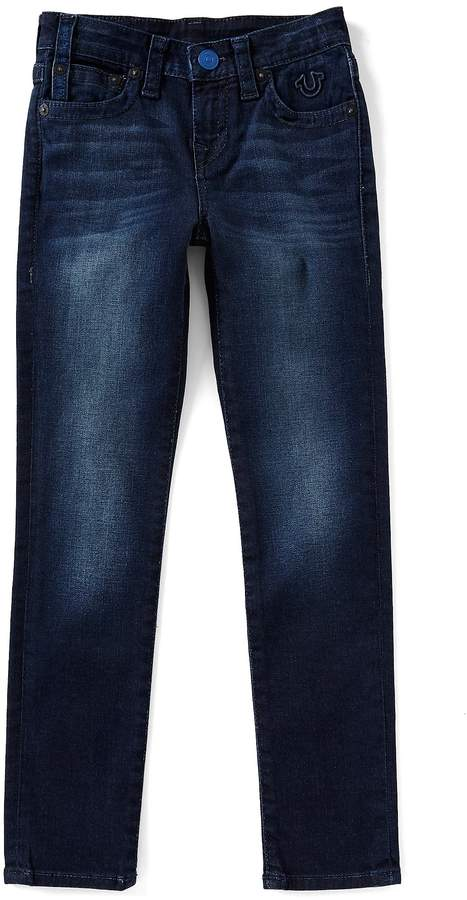 True Religion Big Boys 8-20 Rocco Super Skinny Jeans