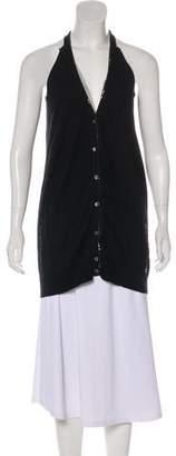 Magaschoni Wool Embellished Tunic w/ Tags