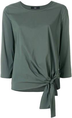 Steffen Schraut tied detail blouse