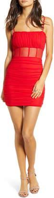 Tiger Mist Liza Body-Con Dress