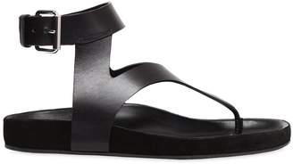 Isabel Marant 20mm Elwina Leather Sandals