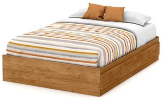 South Shore Furniture South Shore Little Treasures Full Mates Bed (54'') with 3 Drawers, Country Pine