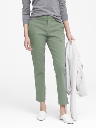 Banana Republic Sloan Skinny-Fit Washable Chino Pant
