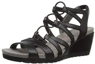 LifeStride Women's Nadira Wedge Sandal $44.16 thestylecure.com