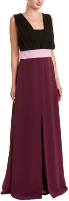 Escada Silk Gown