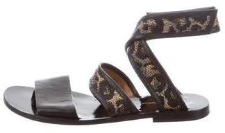 3.1 Phillip Lim Jenny Leather Sandals