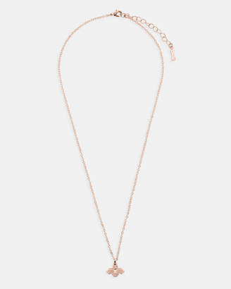 Ted Baker BELLEMA Bumble bee pendant necklace