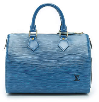 Louis Vuitton What Goes Around Comes Around Epi Speedy 25 Bag