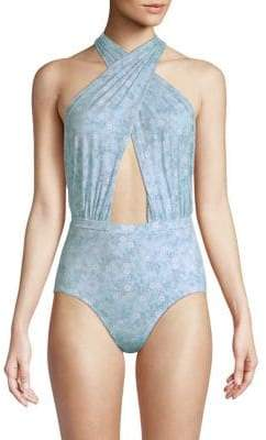 6 Shore Road by Pooja Cabana Serenity Swimsuit