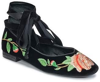 Miss L Fire Miss L'fire Miss L'Fire PHOEBE women's Shoes (Pumps / Ballerinas) in Black