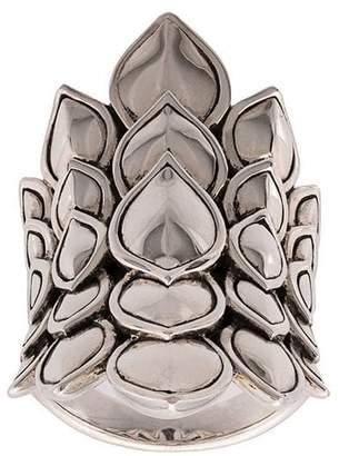John Hardy Naga Saddle ring