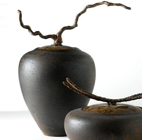 Twig-Handled Gourd