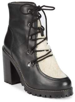 Seychelles Transport Faux Shearling Boots