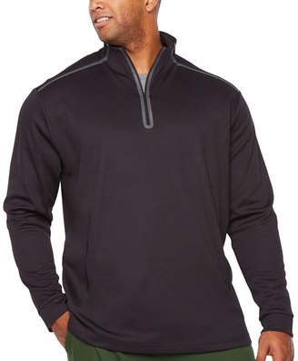 MSX BY MICHAEL STRAHAN Msx By Michael Strahan Quarter-Zip Pullover Big and Tall