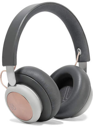 Bang & Olufsen - H4 Wireless Leather And Aluminium Headphones - Anthracite