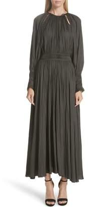 Ulla Johnson Adonia Double Keyhole Maxi Dress