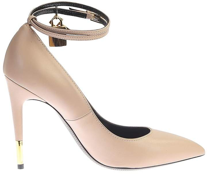 Leather Pump Shoes