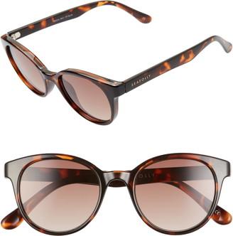 dd9e1e19342d Seafolly Fingal Bay 48mm Round Cat Eye Sunglasses
