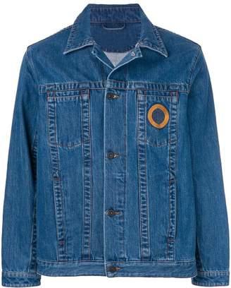 Craig Green hooded denim jacket