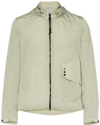 C.P. Company Goggle detail hooded jacket