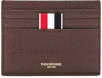 Thom Browne Pebble Grain Card Holder