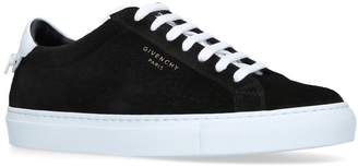 Givenchy Suede Knot Sneakers