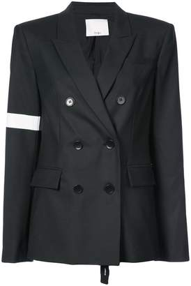 Tibi Tropical Steward blazer