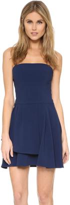 Black Halo Rydell Mini Dress $375 thestylecure.com