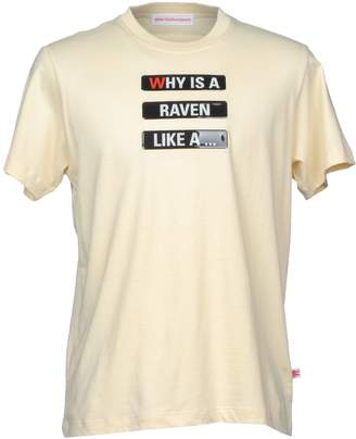 Walter VAN BEIRENDONCK T-shirts