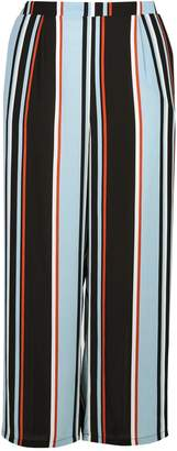 Dorothy Perkins Womens **Dp Curve Multi Colour Striped Palazzo Trousers