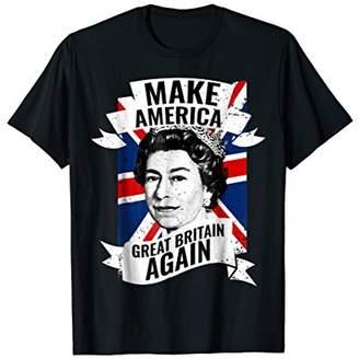 Make America Great Britain Again Shirt