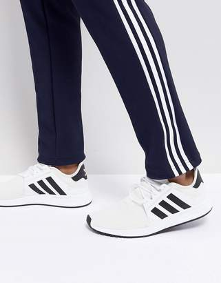 adidas X PLR Sneakers In White CQ2406