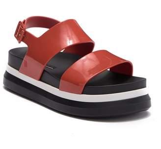 Melissa Cosmic Platform Sandal