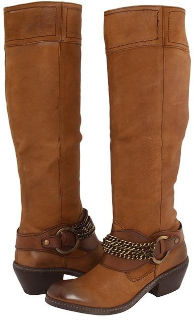 Luichiny Abrupt Lee (Cognac Leather) - Footwear