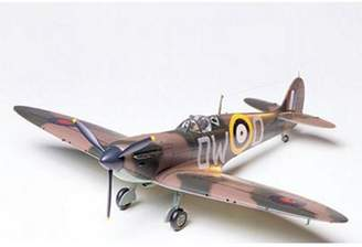 Spitfire Tamiya 61032 Mk.i 1:48 Aircraft Model Kit