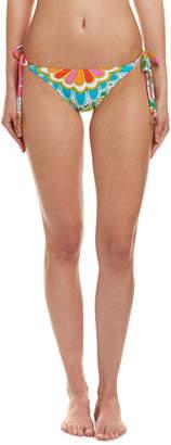 Trina Turk Tamarindo Tie-Side Hipster Bottom