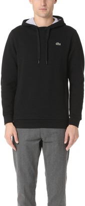Lacoste Sport Pull Over Fleece Hoodie